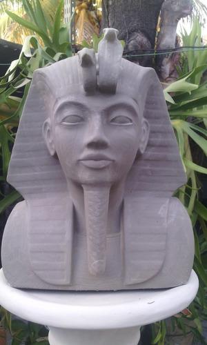 imagen egipcia bizcocho tutancamo