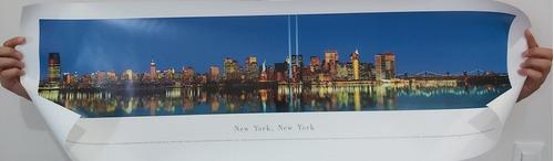 imagen panorámica new york skyline nuevo sin marco