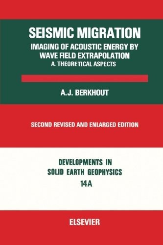 imágenes de migración sísmica de energía acústica por