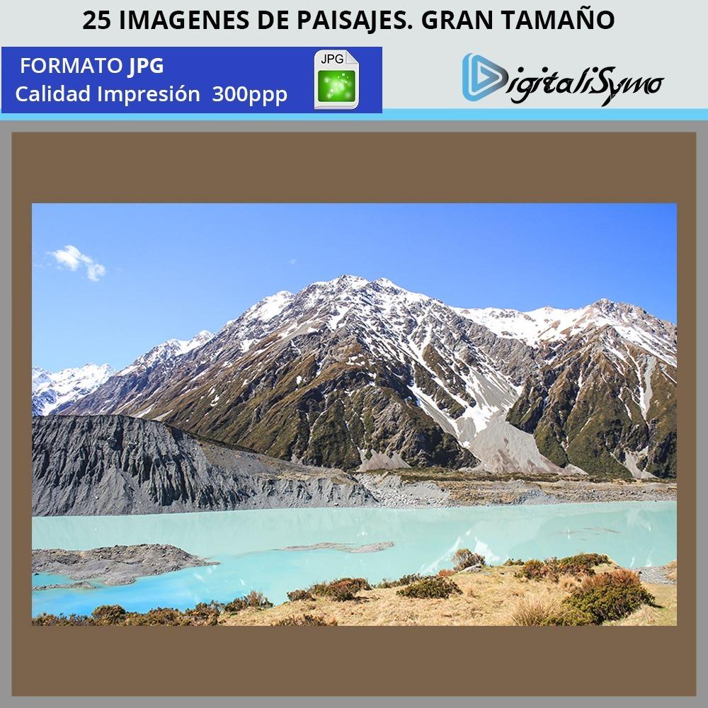 Imágenes De Paisajes - Gran Tamaño - Jpg Alta Resolución - $ 59.00 ...