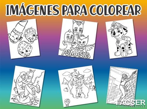 imágenes para colorear pintar más de 2500 para imprimir actu