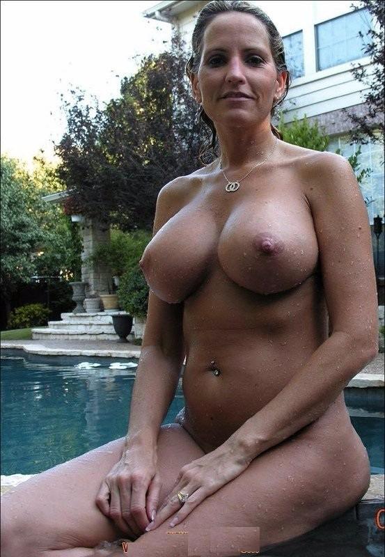 Busty women in tight tops