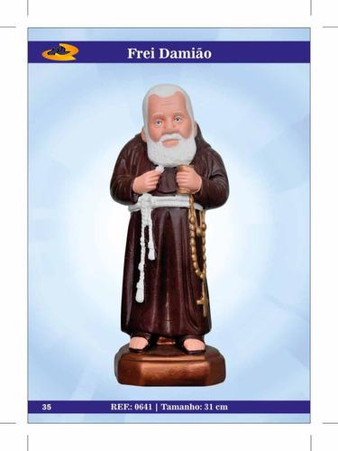 imagens de santos católicos - frei damião de borracha