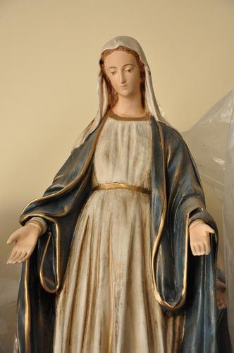 imagens sacras - nossa senhora das graças - 65 cm - ir136