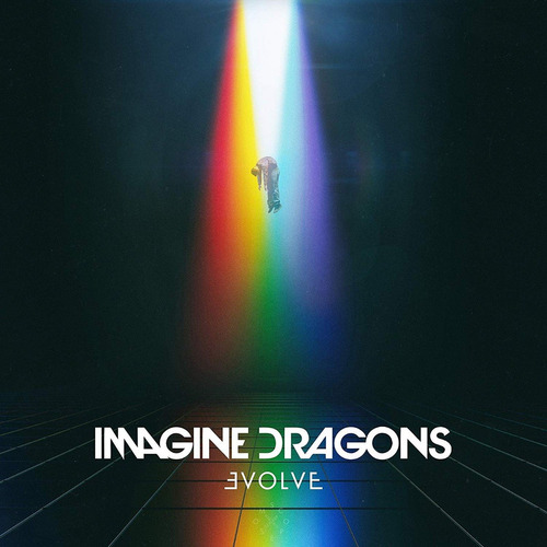 imagine dragons - evolve vinilo nuevo y sellado obivinilos