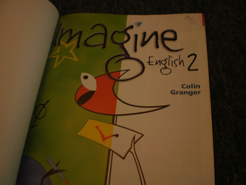 imagine english 2 student´s book