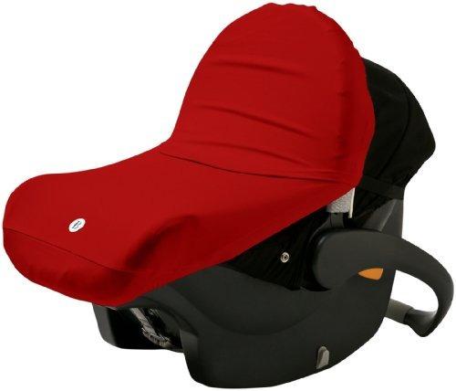 imagínese sombra de canopy con asiento de bebé para bebé