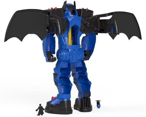 imaginext dc batman super friends battlebot xtreme fgf37