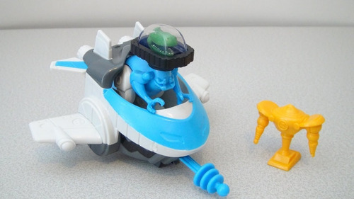 imaginext disney pixar toy story playset rex with spaceship
