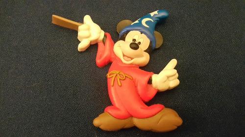 imán de mickey mouse mago original disney