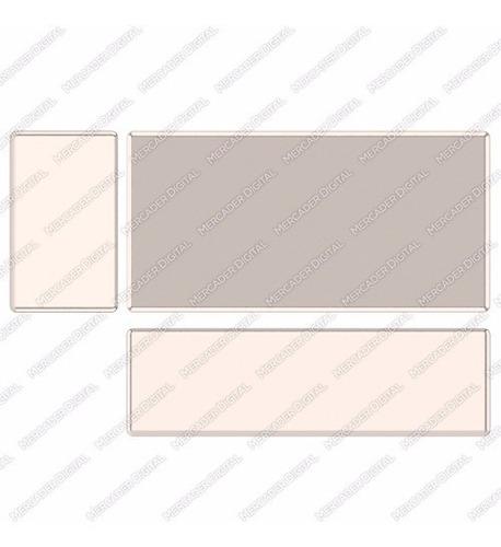 imán de neodimio 10mm x 5mm x 3mm n35 barra placa bloque