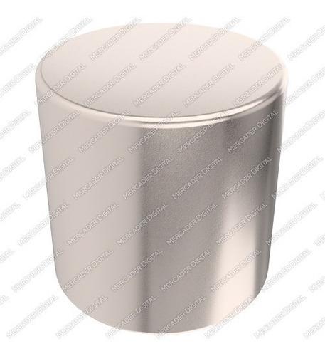 imán de neodimio de 3mm x 3mm cilindro disco broche