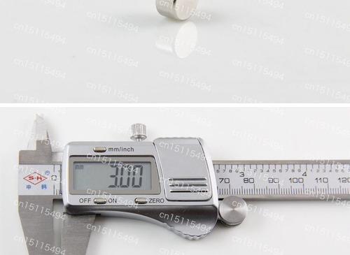 iman neodimio n50 25  unidades mini imanes potentes 5 x 3mm