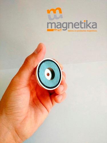 imán pod magnético diversos usos (ferrita) 55mm