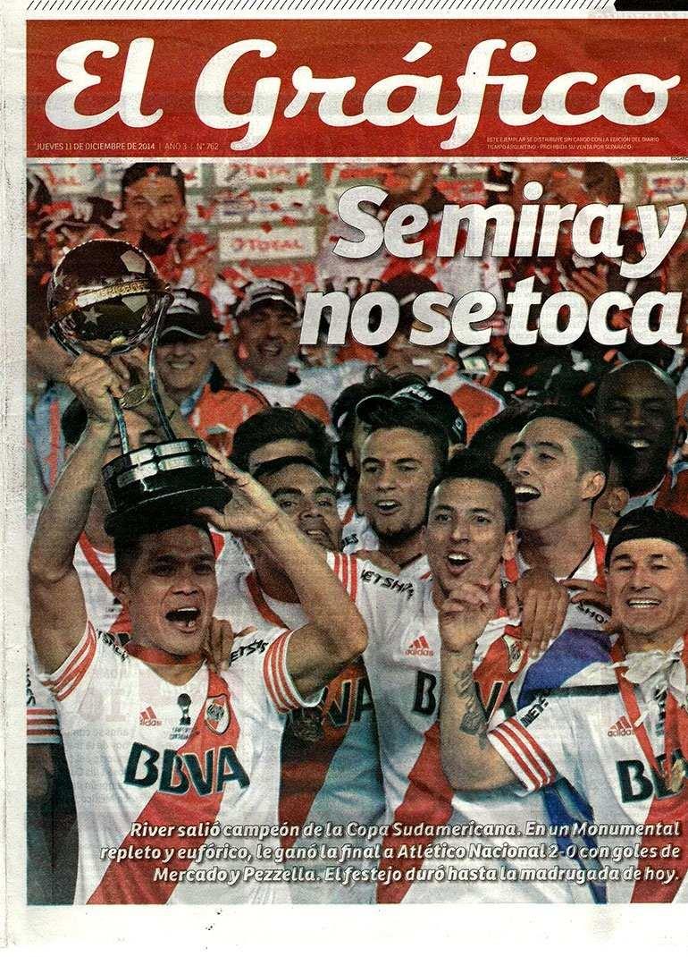 Iman - River Campeon Sudamericana 2014 / Oferta / Futbol