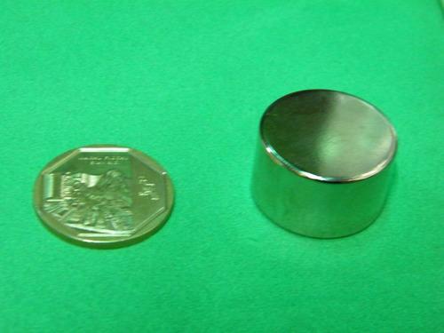 imanes de neodimio 25mm x 15mm - 15 dolar unidad