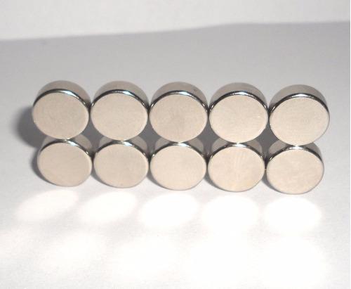 imas de neodímio / super forte  * 10 peças*      10mm x 4mm