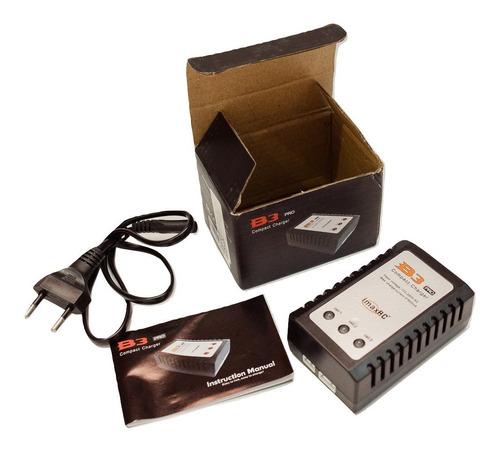 imax b3 pro 10w cargador balanceador baterías lipo airsoft