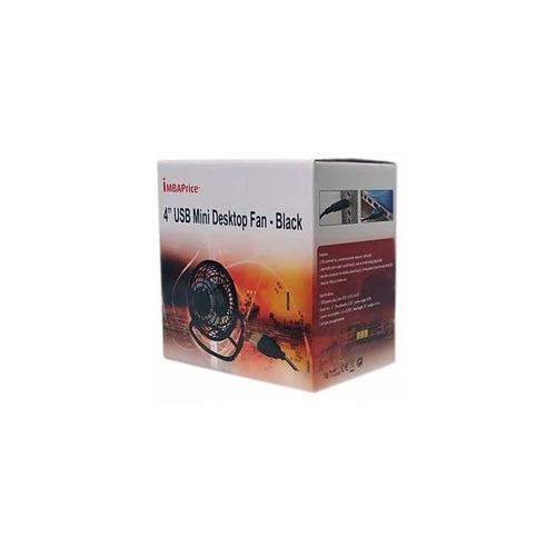 imbaprice 4 ventilador de escritorio mini usb + envio gratis