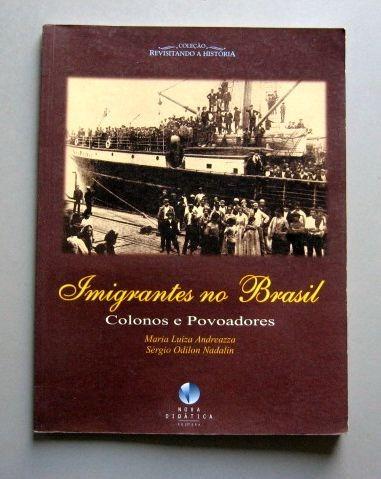 imigrantes no brasil - andreazza - nadalin
