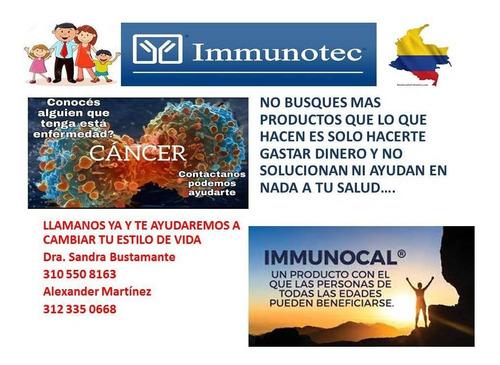 immunocal azul y platino