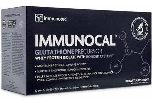 immunocal, precursor de glutation
