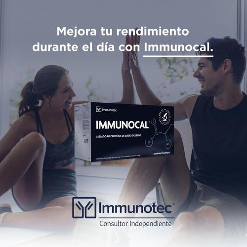 immunocal producto original caja 30 sobres