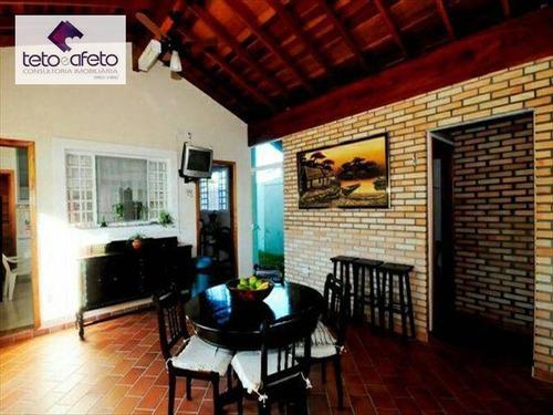 imobiliária em atibaia - casa residencial à venda, vila santista, atibaia - ca1253. - ca1253