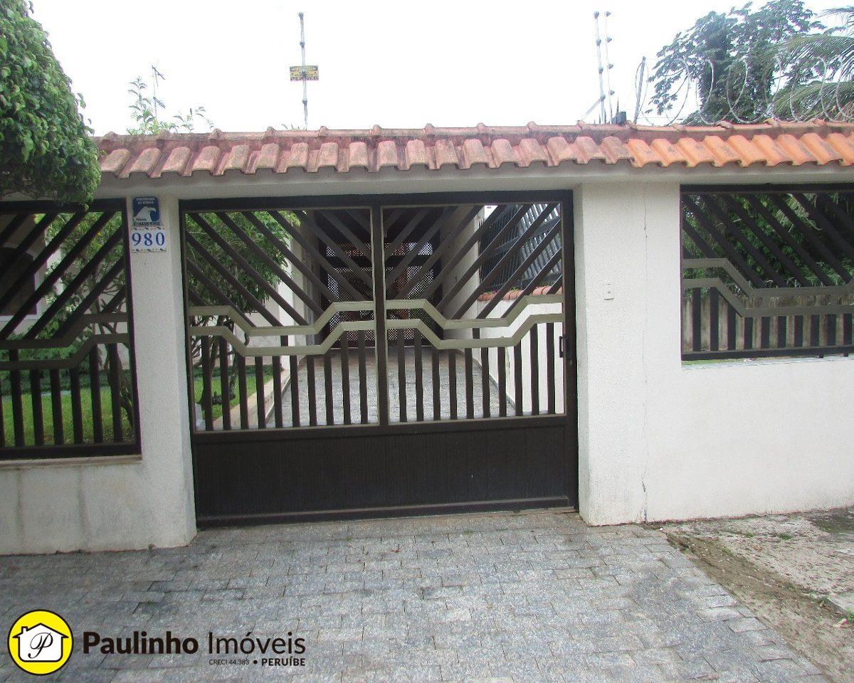 imóvel a venda com 2 lotes na praia de peruíbe - ca02763 - 32072202