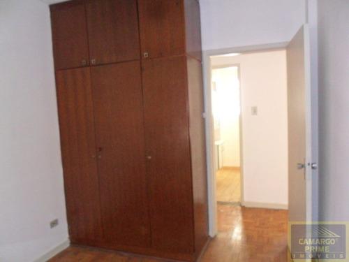 imóvel com renda! andar alto, 02 dormitórios, ensolarado! - eb83544
