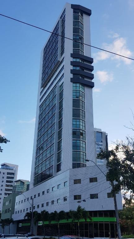 imóvel comercial em boa vista, recife/pe de 259m² para locação r$ 12.977,00/mes - ac366843