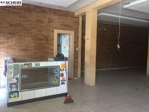 imóvel comercial excelente para padaria, restaurante, etc - mr59764