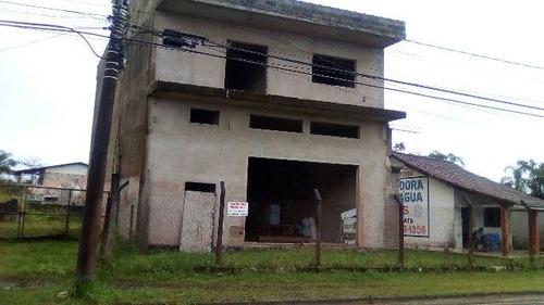imóvel comercial no balneário gaivota, em itanhaém - ref3205