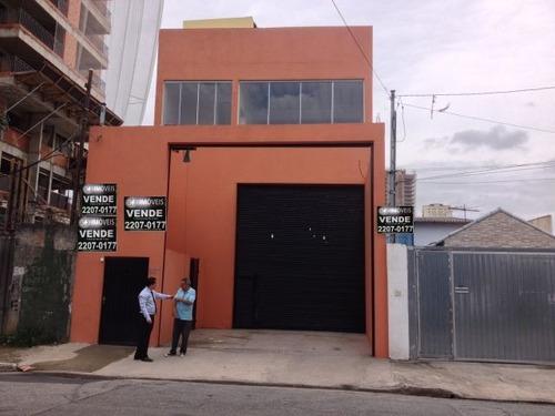 imóvel comercial para renda- vila guilherme / ref 6/6445