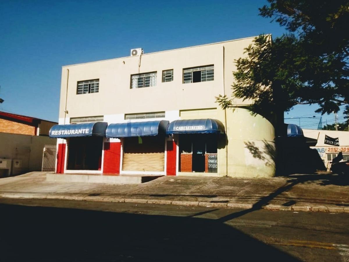 imóvel de esquina comercial e residencial