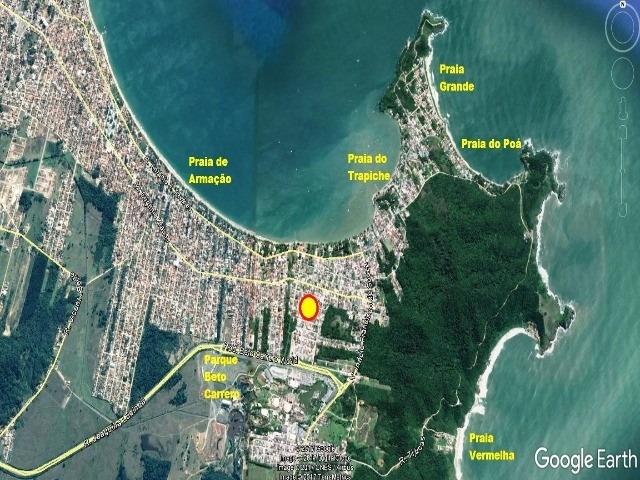 imóvel para locação comercial - 450 metros do parque beto carrero - 2200y