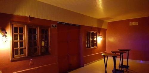 imóvel próprio para boates, bares, buffet, restaurantes. - mi75943