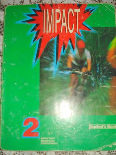 impact 2 students book