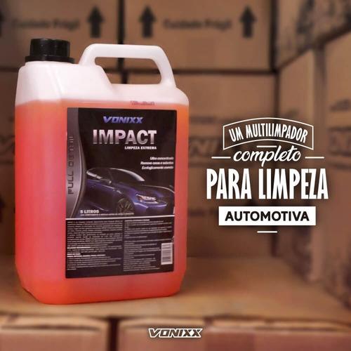 impact limpeza extrema multilimpador vonixx apc 5 litros