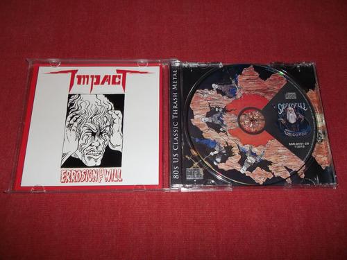 impact - take the pain cd usa ed 2011 mdisk