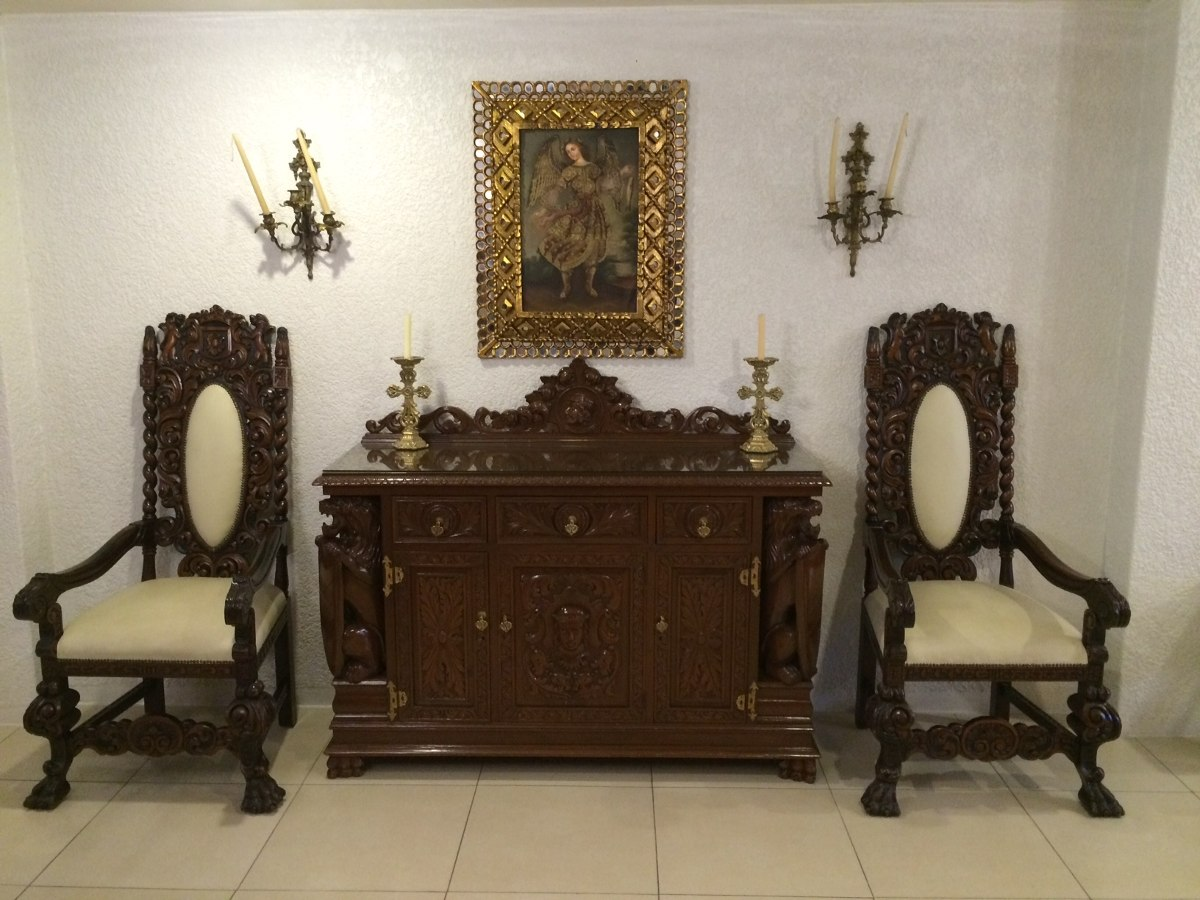 Muebles Antiguos En Mercado Libre M Xico # Muebles Victorianos Baratos