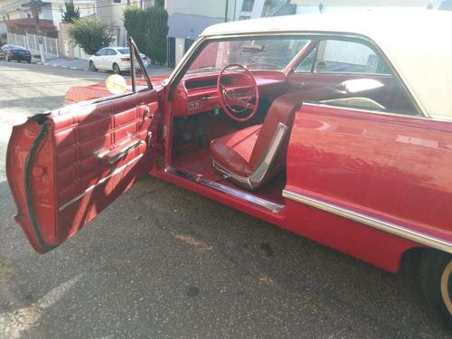 impala 1963 sport coupê v8 327