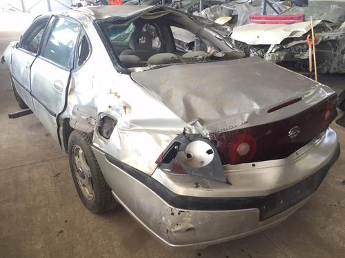 impala 2000 por partes - s a q -