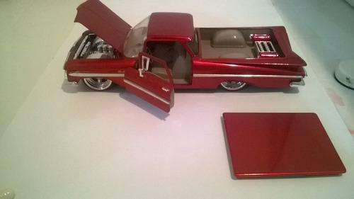 impala clásico camioneta de colección a escala 1 /24 jada