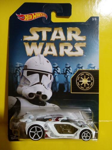impavido 1 star wars disney comic hotwheels mattel