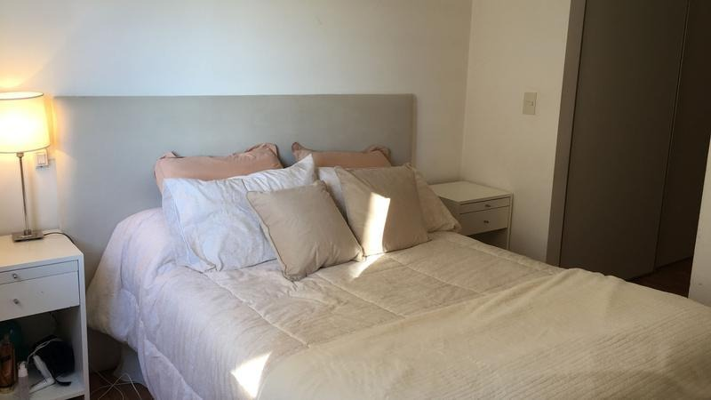 impecable 2 ambientes de categoría, en suite y con cochera cubierta!!