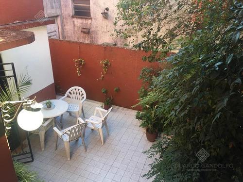 impecable 3 dorm   patio y terraza.