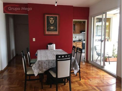 impecable 4 ambientes con balcon