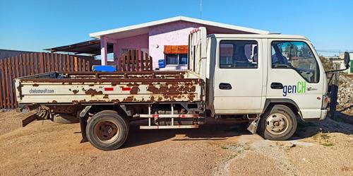 impecable camión jac 1040 2.8t doble cabina inmaculado
