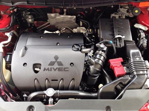 impecable camioneta mitsubishi asx se 2014